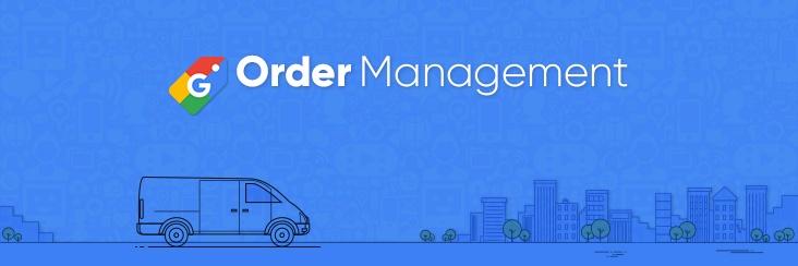 Google Shopping order management