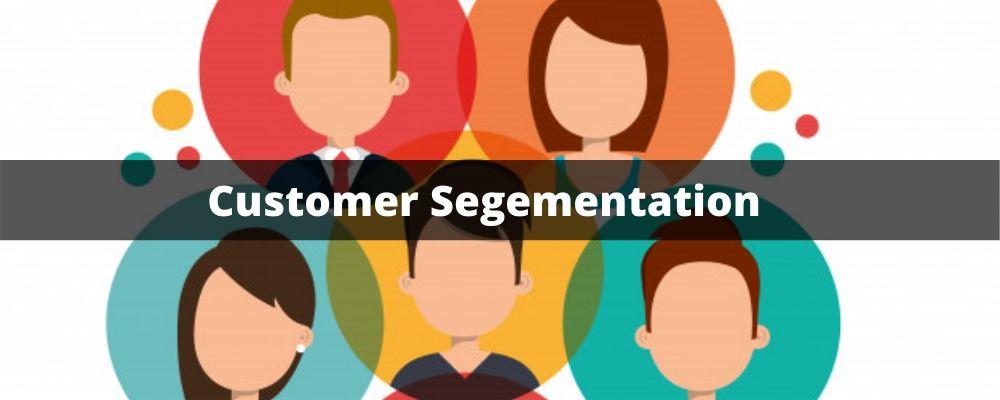 customer segmentation in magento community