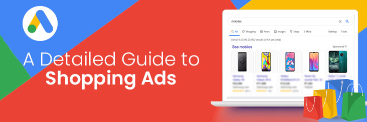 Guide to shopping ads