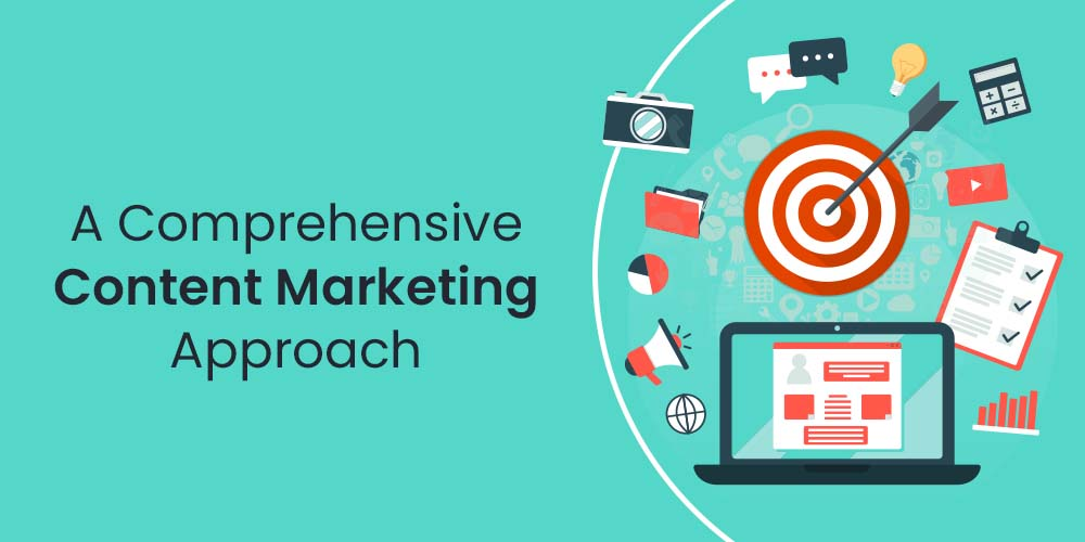 comprehensive content marketing strategy