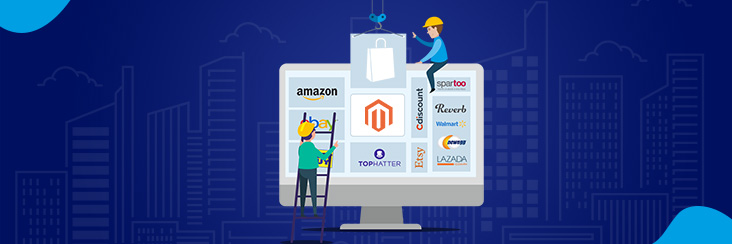 Start multi-channel eCommerce business on Magento