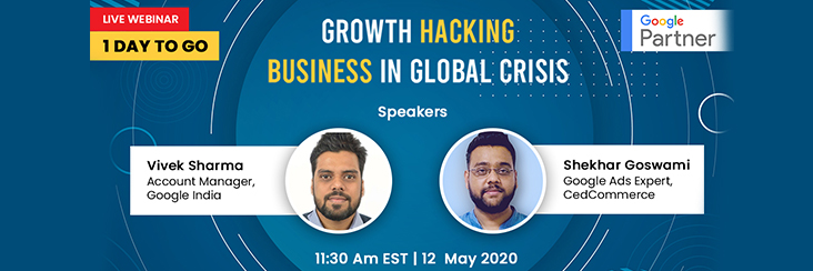 Growth hacking business in global crisis