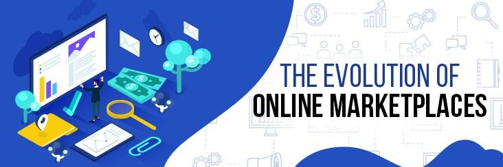 evolution of online marketplaces