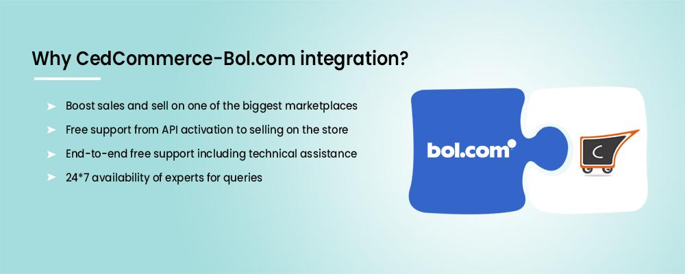 cedcommerce bol.com integration
