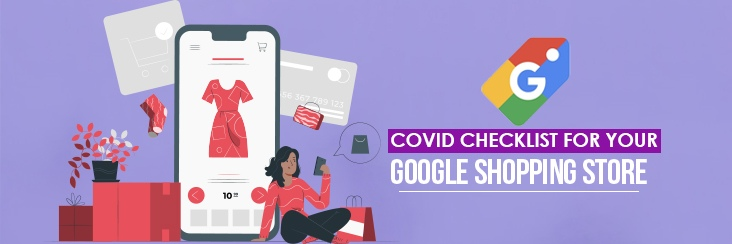 Covid checklist for your google shopping store