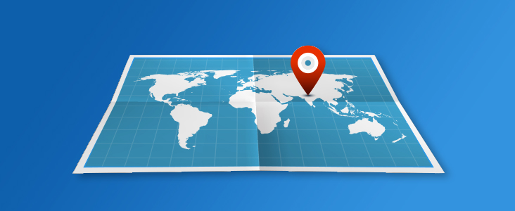 supplier physical location