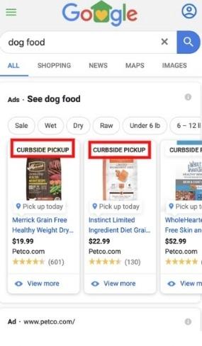 Covid checklist google shopping store