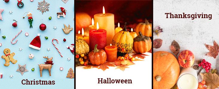 festive season products