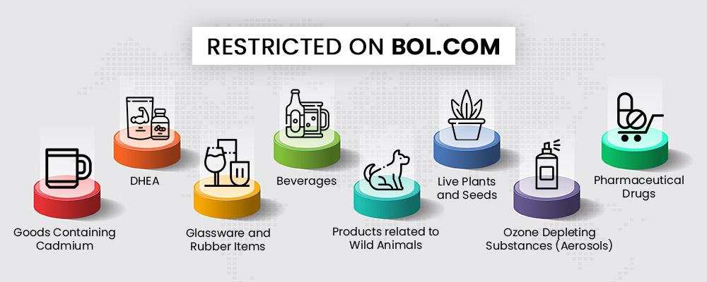 restricted on bol.com
