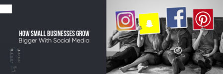 How small businesses grow bigger with Social Media