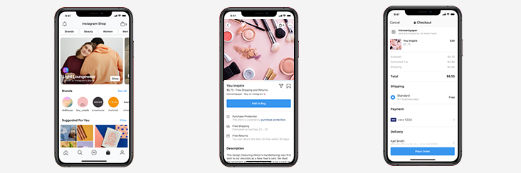 sell on instagram with cedcommerce