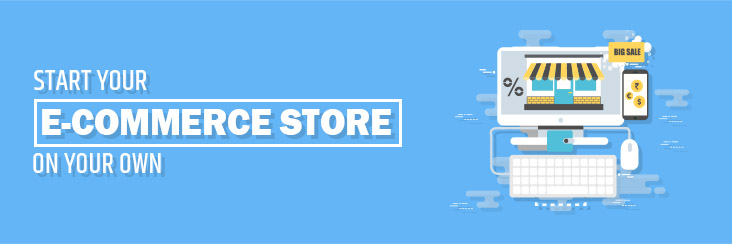Start Your Ecomm store