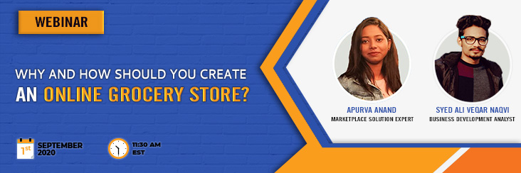 Why and How should you create an Online Grocery Store?