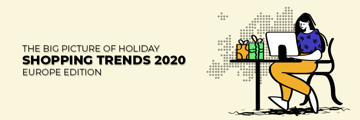 Holiday shopping trends 2020 for the UK