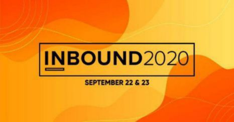 The wait is over: INBOUND 2020 is here!