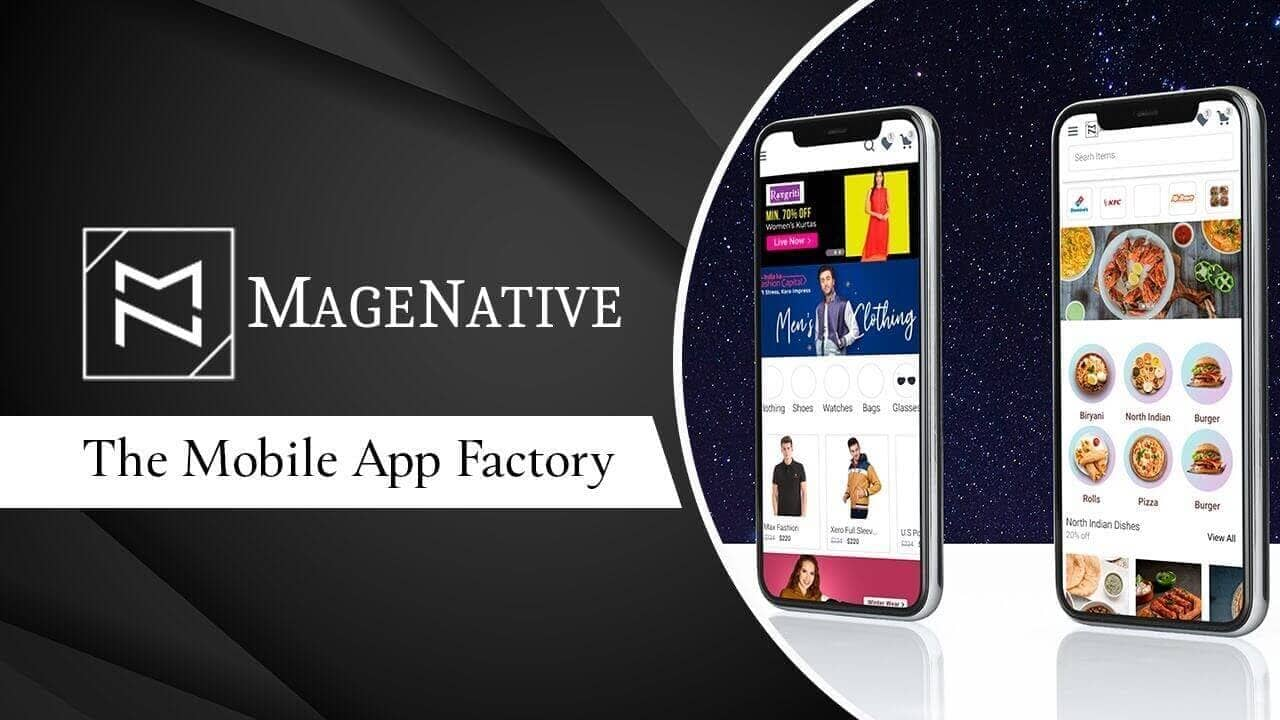 MageNative Shopify Mobile App Builder