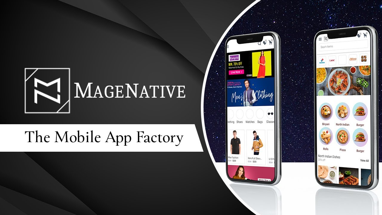 MageNative - The Mobile App Factory
