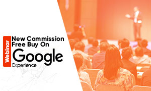 New commission free Buy on Google Experience