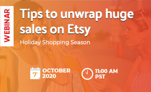 Tips to wrap Etsy sales