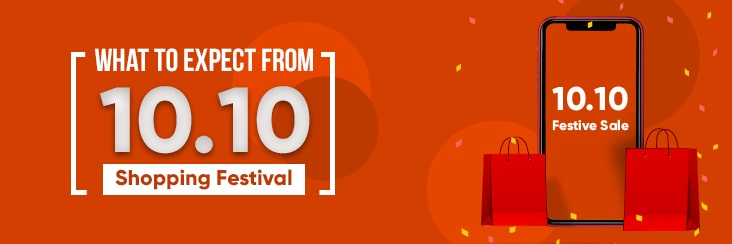 what to expect from the 10.10 shopping festival