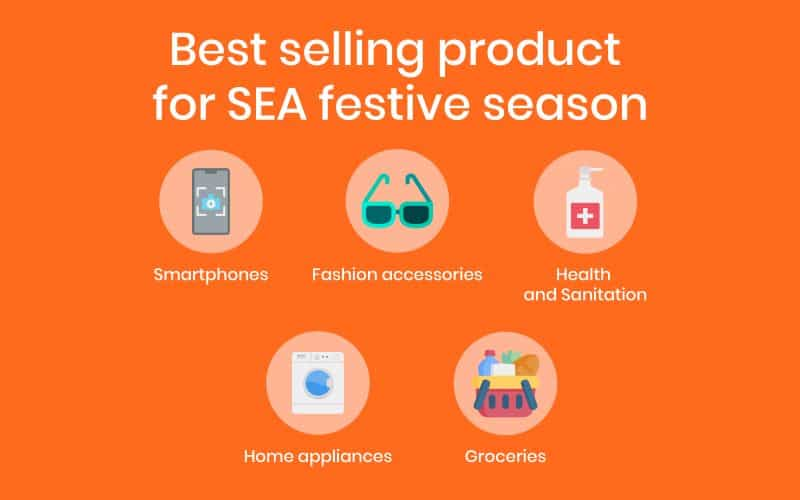 Best products on SEA season sales