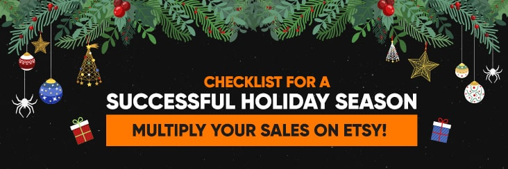 multiply your etsy sales this holiday season