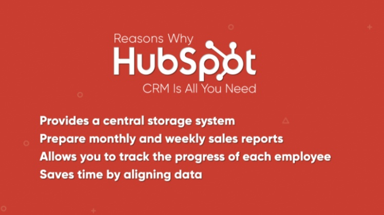 Features of HubSpot CRM