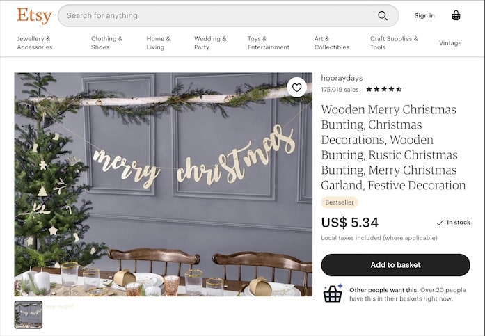 how to get more sales on etsy during holiday season