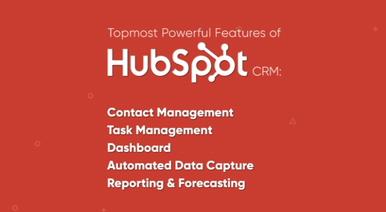 HubSpot CRM Features For Ecommerce