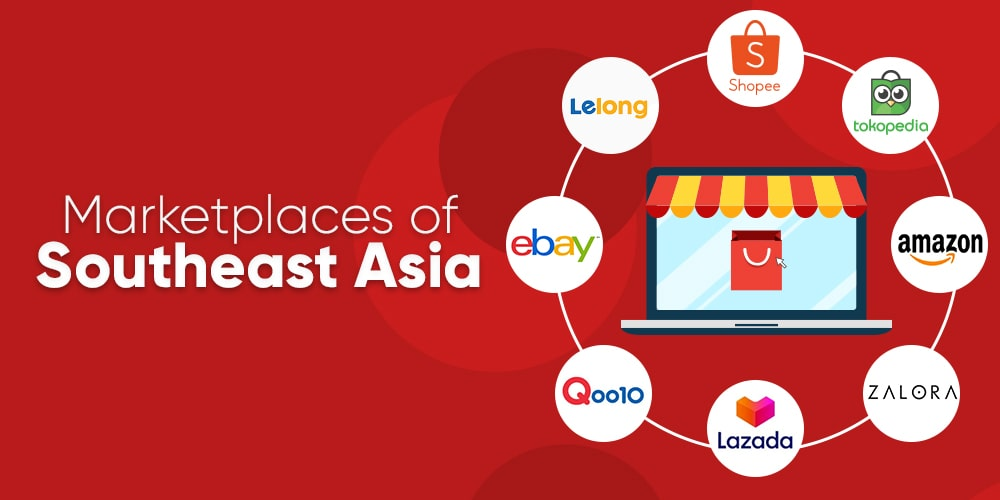 top marketplaces of southeast asia