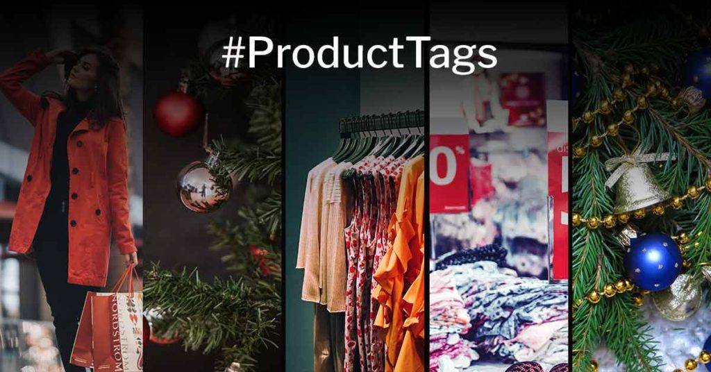 Tags products on Shops on Instagram