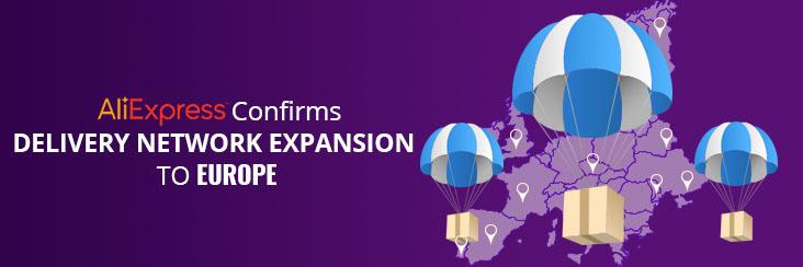 aliexpress expansion plan in europe