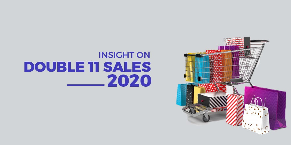 An Insight to Double 11 Sales 2020