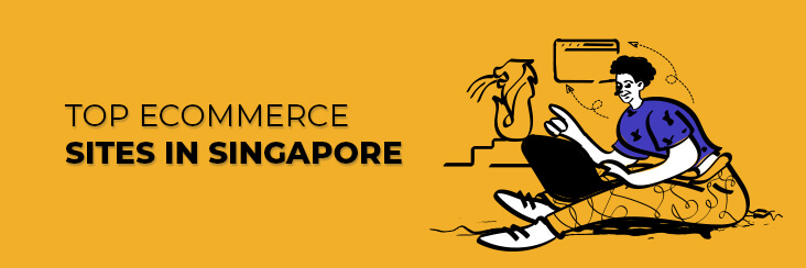 top eCommerce sites in Singapore