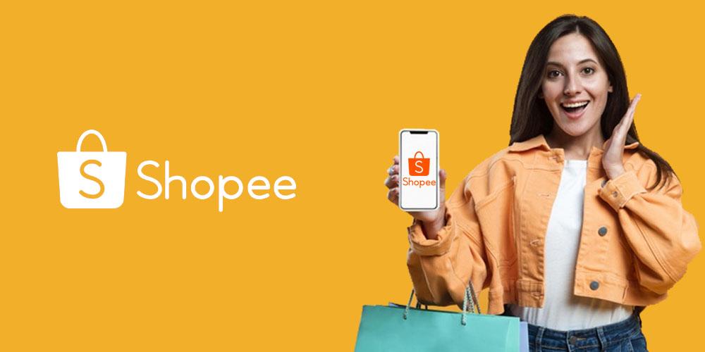 Sell on Shopee