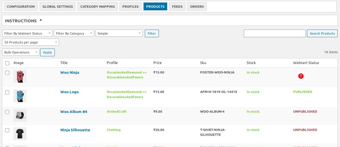 Automate Listings