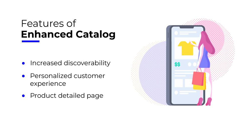 Enhancing product catalog