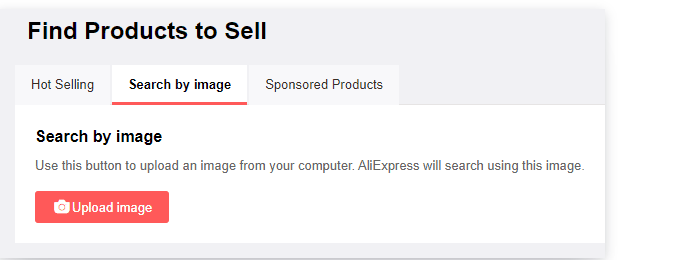 aliexpress dropshipping center products
