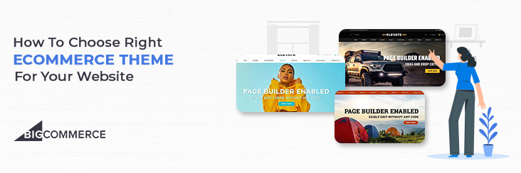 eCommerce themes banner