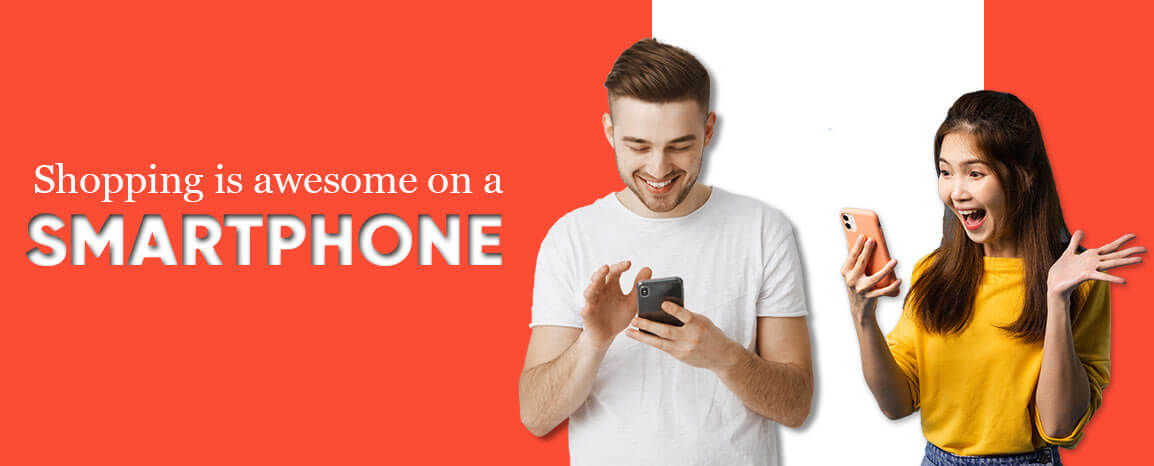 smartphone is best for online shopping