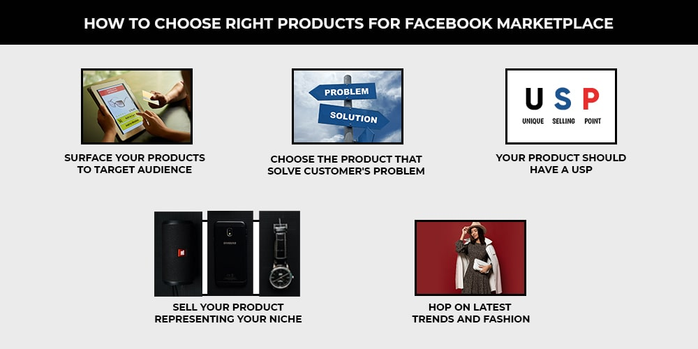 How to choose right product for Facebook