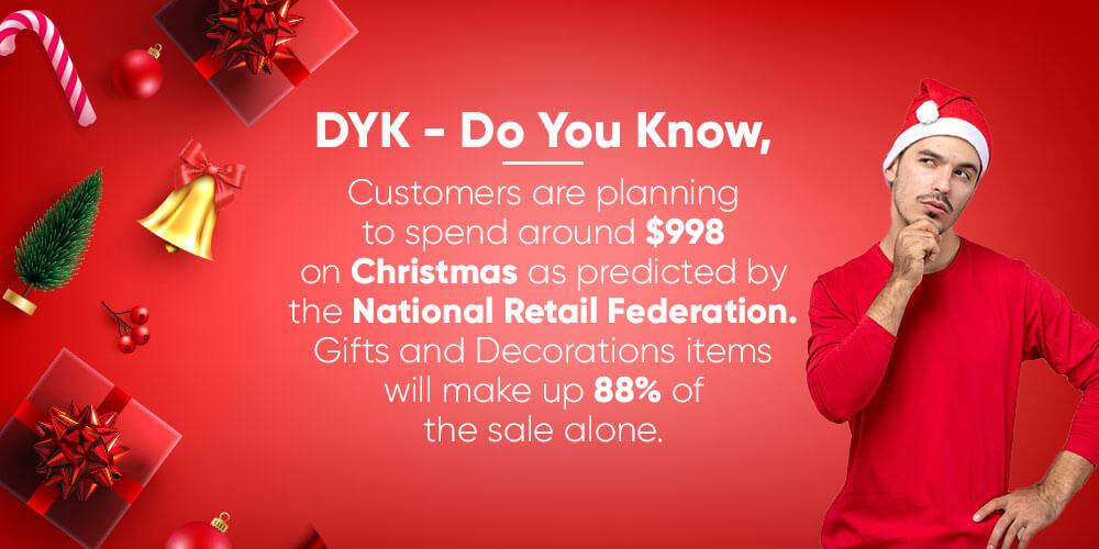 christmas dropshipping facts