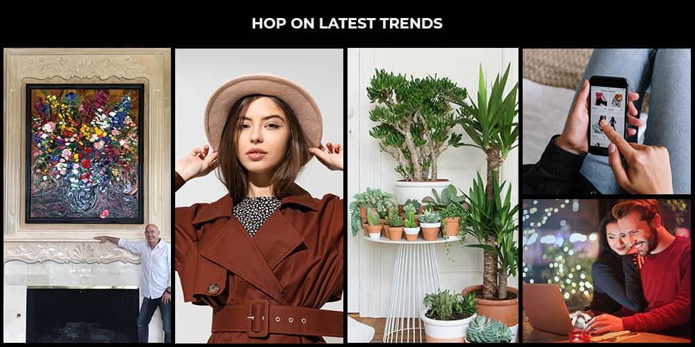 Latest trends on Facebook Marketplace