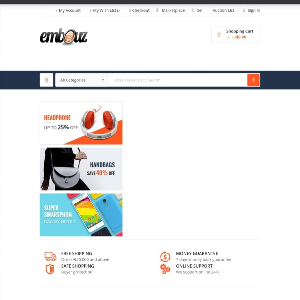 e-commerce marketplace success story