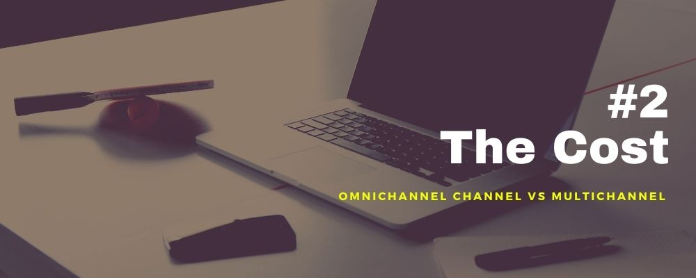 2 difference between omnichannel and multichannel