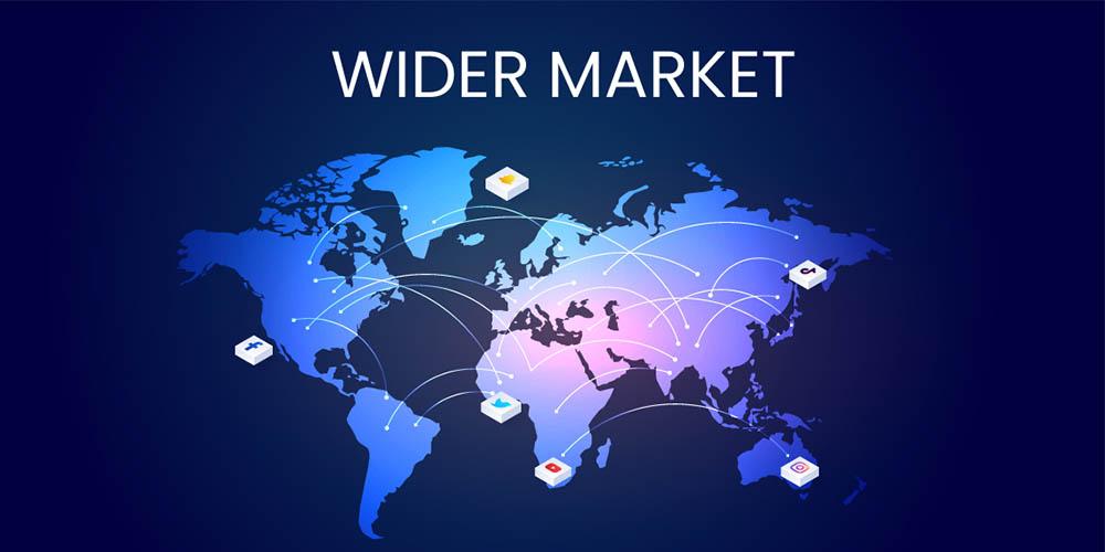 wider market