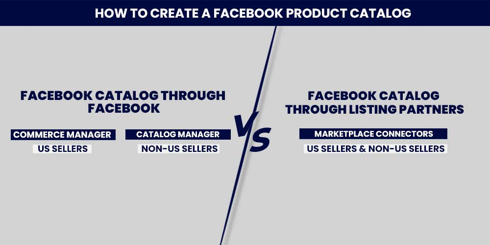 How to create Facebook product catalog