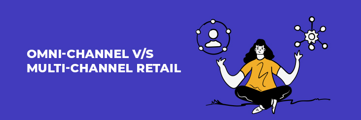multichannel vs omnichannel ecommerce