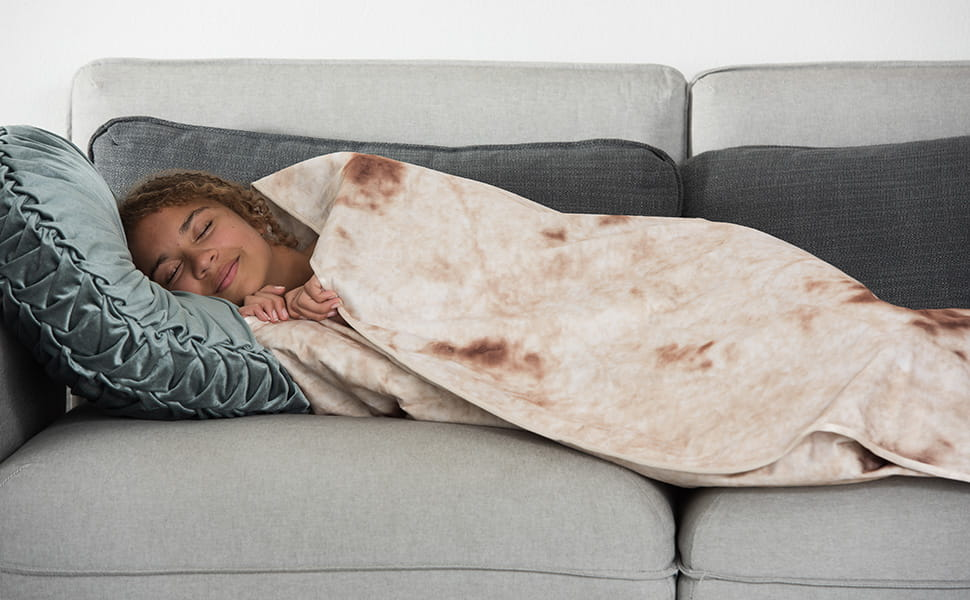 what sell Shopify - burrito blankets