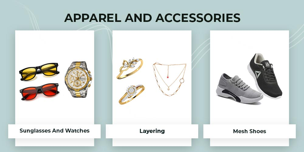 Apprael and Accessories